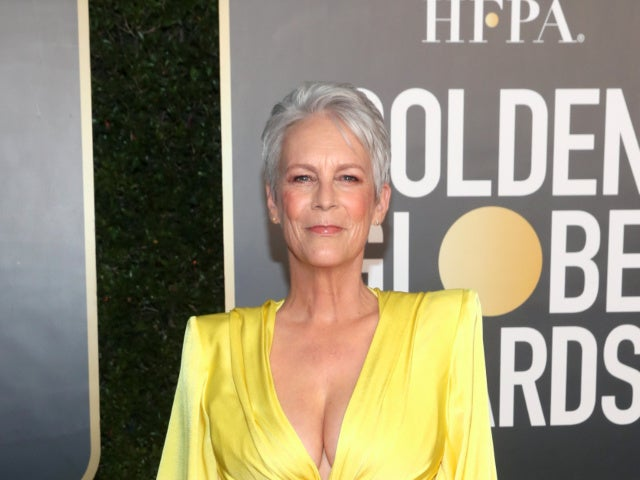 Golden Globes: Jamie Lee Curtis Fans Can't Stop Talking About Her Dress