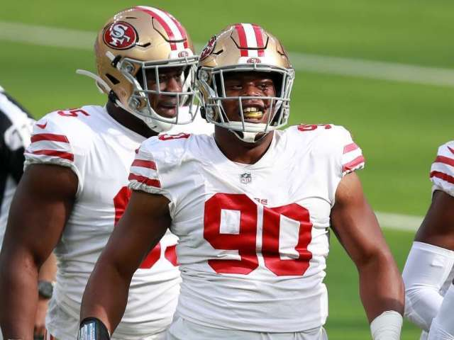 49ers Defensive Lineman Charged With Assault Over Hotel Altercation