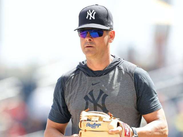 Yankees Manager Aaron Boone Taking Medical Leave of Absence, Requires Surgery