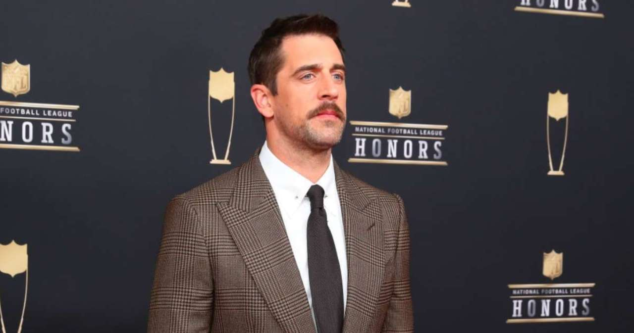 Aaron Rodgers Teases Next Goal Following Shailene Woodley Engagement.jpg