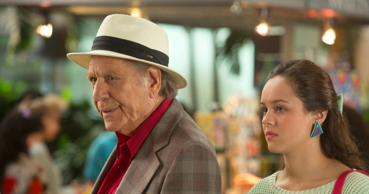 George Segal Dead: 'The Goldbergs' Star Hayley Orrantia Pays Tribute to Late Co-Star.jpg