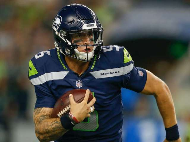 Seattle Seahawks QB Accused of Assaulting Man at Bar