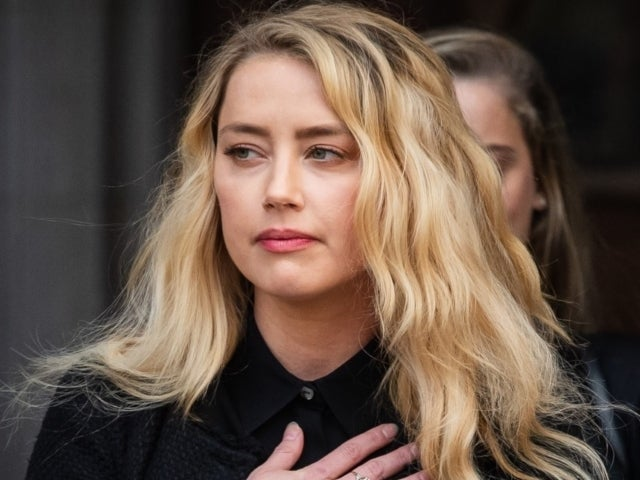 Amber Heard Targets Johnny Depp With 'One Dress' Photo