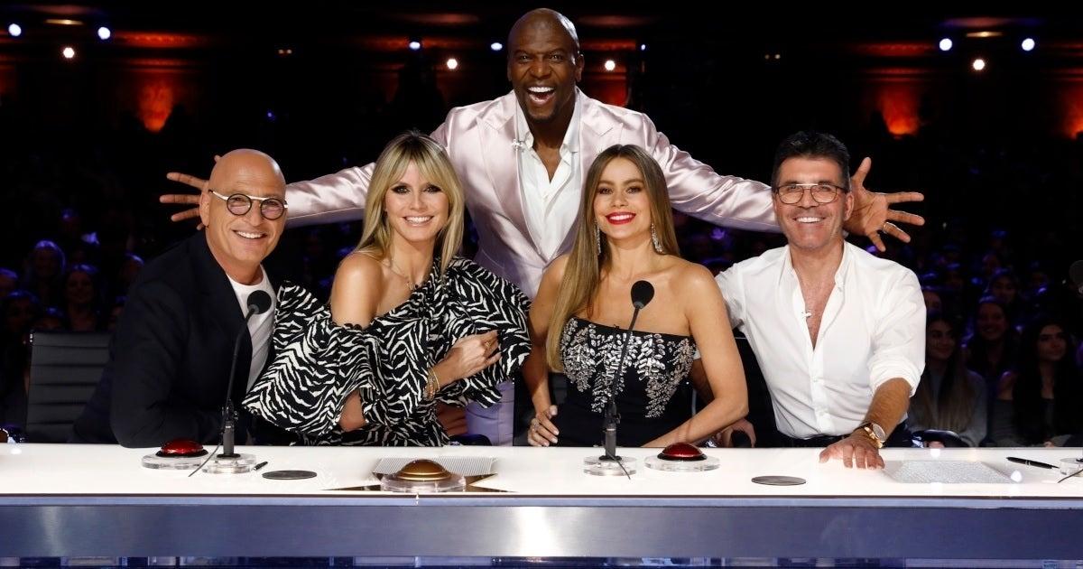 america's got talent judges getty images nbc