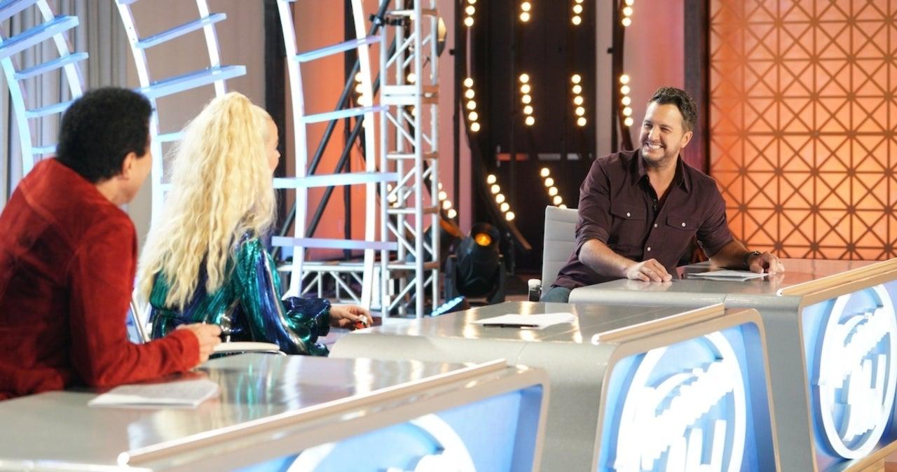 Luke Bryan and Wife Caroline Troll Lionel Richie Ahead of a New 'American Idol'.jpg