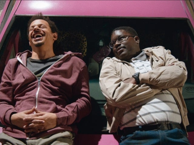 'Bad Trip' Stars Eric Andre, Lil Rel Howery Talk Challenges and Tricks Behind Hidden Camera Comedy (Exclusive)