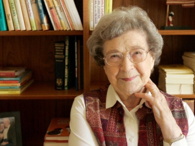 Beverly Cleary, Beloved Children's Book Author, Dead at 104