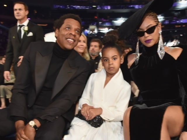 Beyonce's Daughter, Blue Ivy Carter, Wins First Grammy Award at Just 9 Years Old
