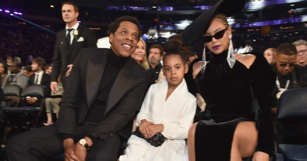 beyonce jay z blue ivy carter getty images