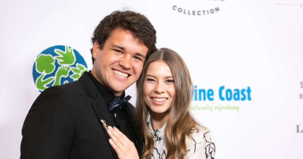 Bindi Irwin Gushes Over Husband Chandler Powell Ahead of Giving Birth: 'The Light of My Life'.jpg
