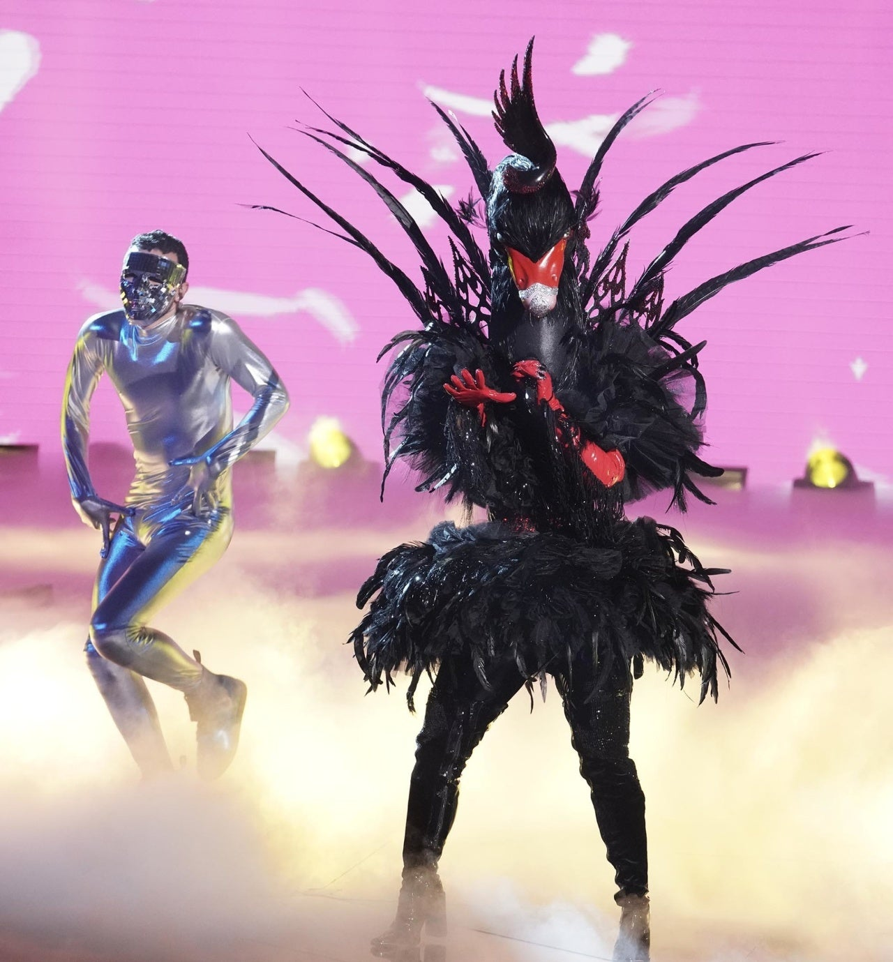 Black Swan Masked Singer Season 5 Fox