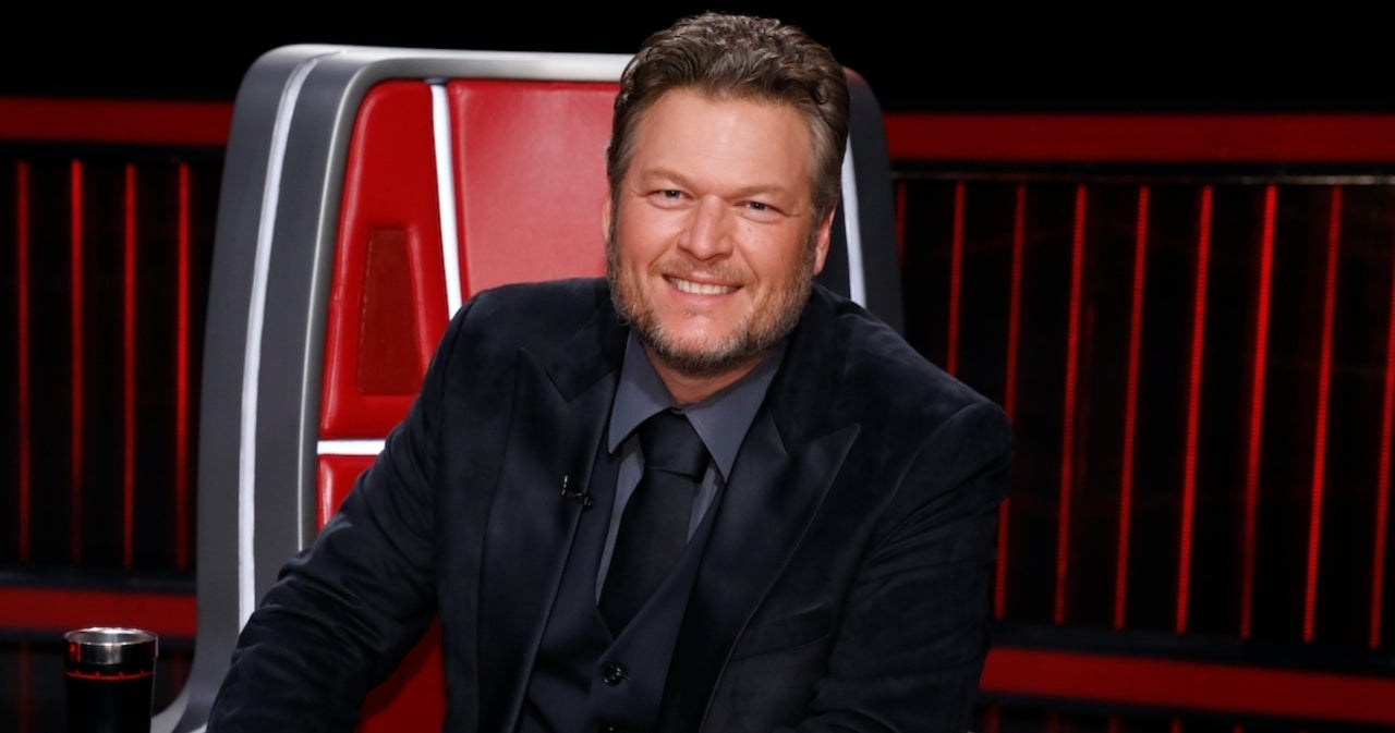 'The Voice': Blake Shelton Surprised by Young Riders Bandmate From Early Nashville Days During Blind Auditions.jpg