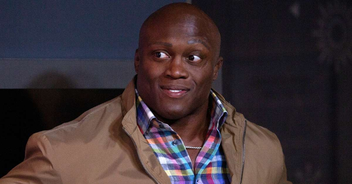 Bobby Lashley issues challenge Brock Lesnar but with twist