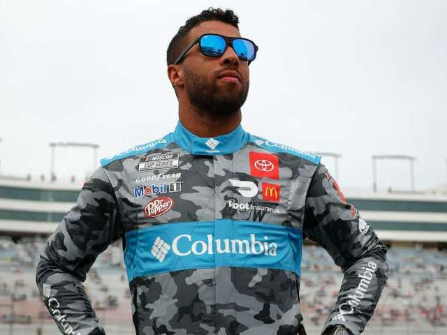 NASCAR Driver Bubba Wallace Launches Amazon Storefront