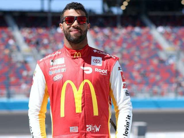 Bubba Wallace Partners With Novant Health to Educate About COVID-19 Vaccine