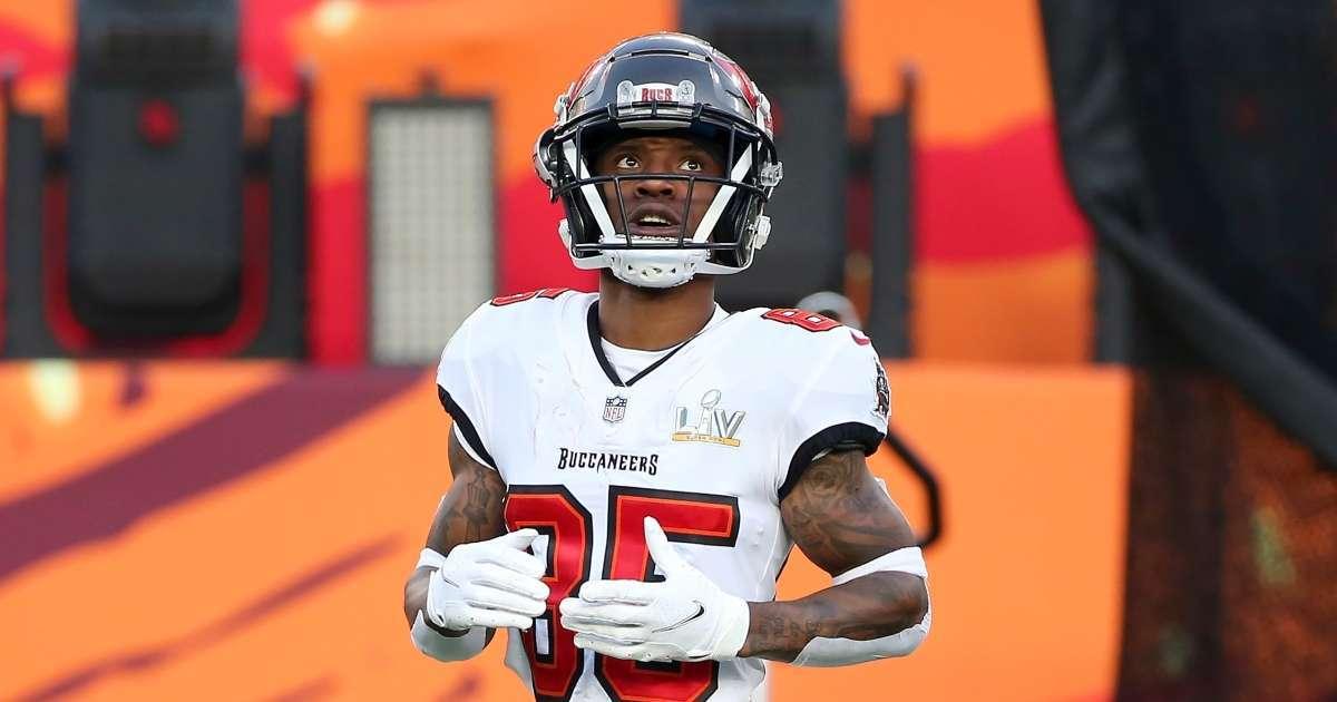 Buccaneers wide receiver Jaydon Mickens arrested LA