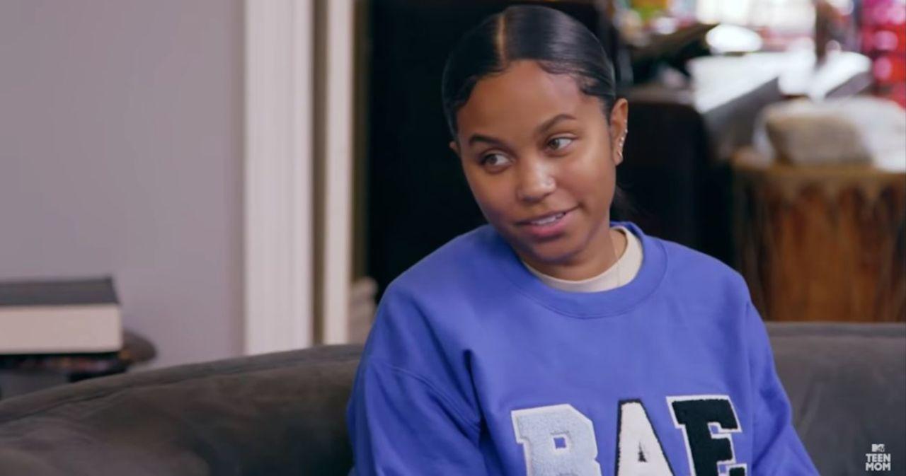 'Teen Mom': Cheyenne Floyd Tells Family About Pregnancy in ...
