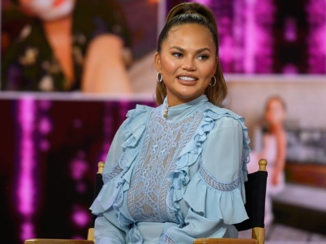 Chrissy Teigen Explains Why She Posts More Photos of Luna Than Miles