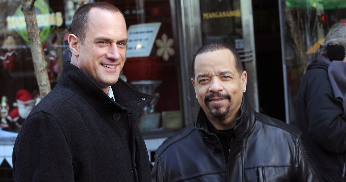 christopher meloni ice-t getty images