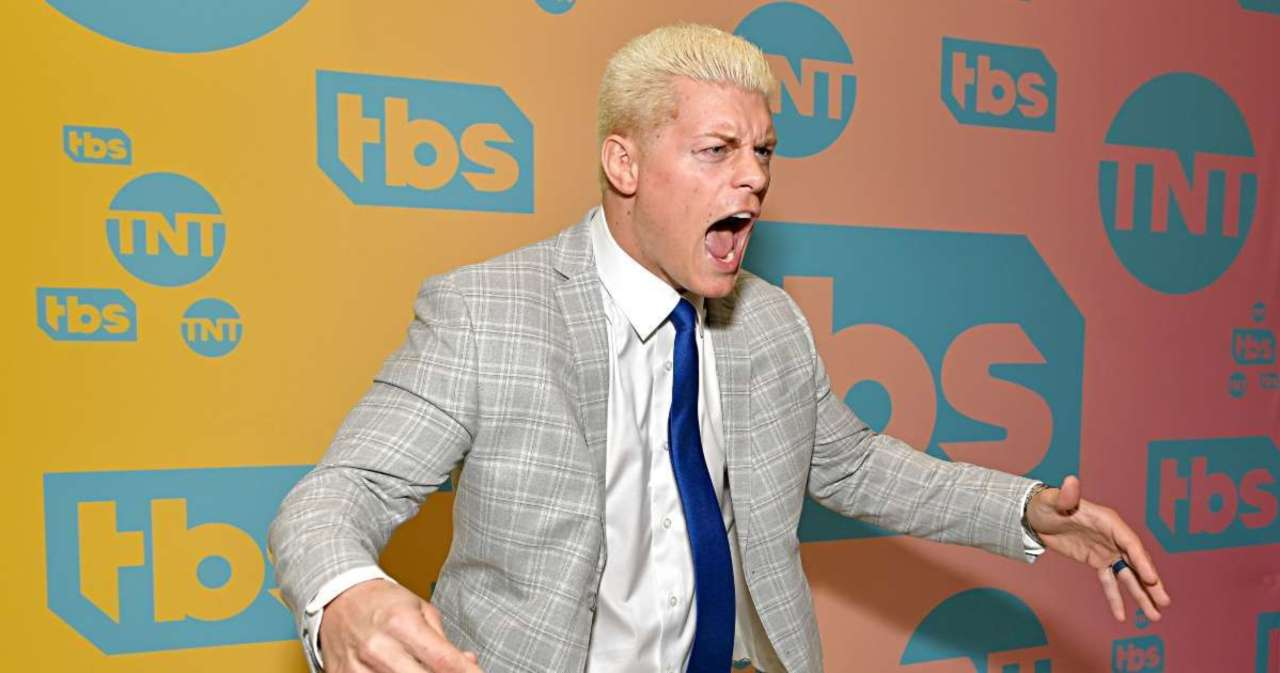 Cody Rhodes Talks Facing Shaquille O'Neal in AEW Match, Says His Muscles Have Nothing 'Left in the Tank'.jpg