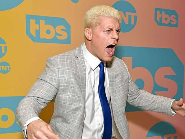 Cody Rhodes Talks Facing Shaquille O'Neal in AEW Match, Says His Muscles Have Nothing 'Left in the Tank'