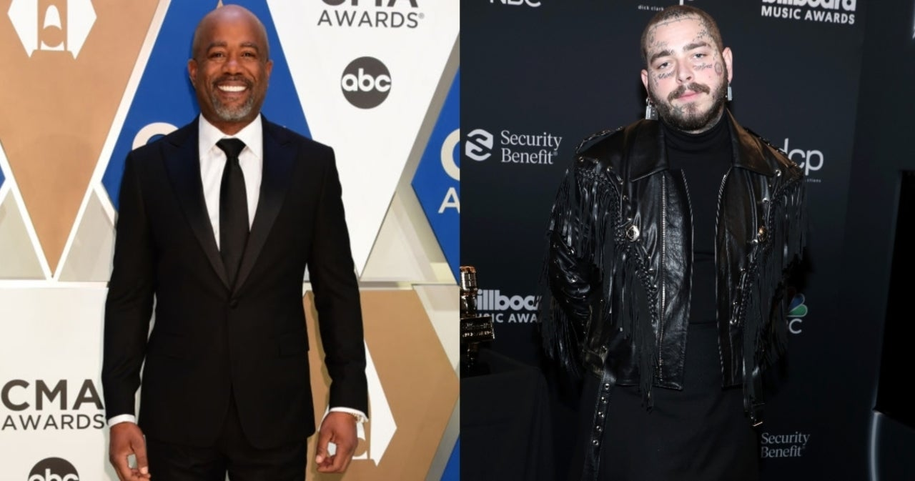 Darius Rucker Praises Post Malone's Cover of 'Only Wanna Be With You'.jpg