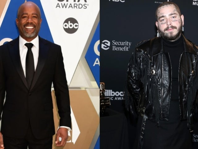 Darius Rucker Praises Post Malone's Cover of 'Only Wanna Be With You'