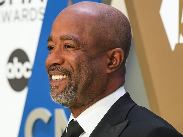 Darius Rucker Shares the Biggest Lesson He Learned From His Late Mom