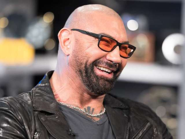 Dave Bautista Teases 'New Lady' in His Life With Bare-Chested Photo