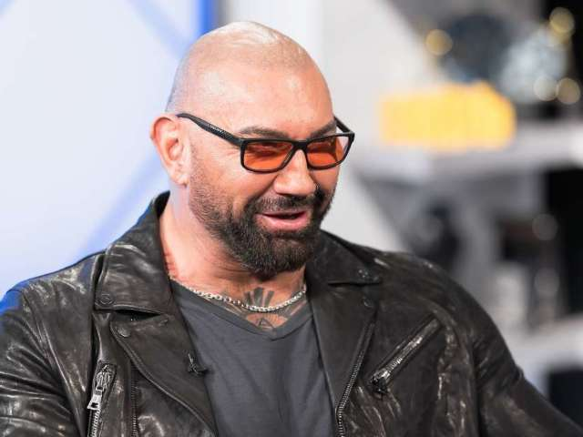 Dave Bautista Reveals Real Reason He Isn't Going Into the WWE Hall of Fame This Year