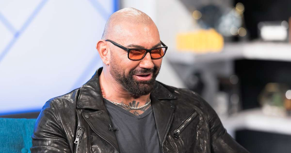 Dave Bautista reveals real reason isnt going to WWE Hall of Fame this year