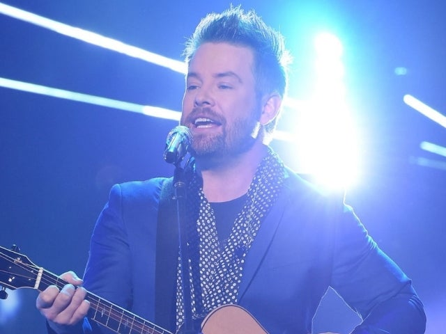 David Cook Won't Reveal Who Is He Rooting for on 'American Idol' for a Hilarious Reason (Exclusive)