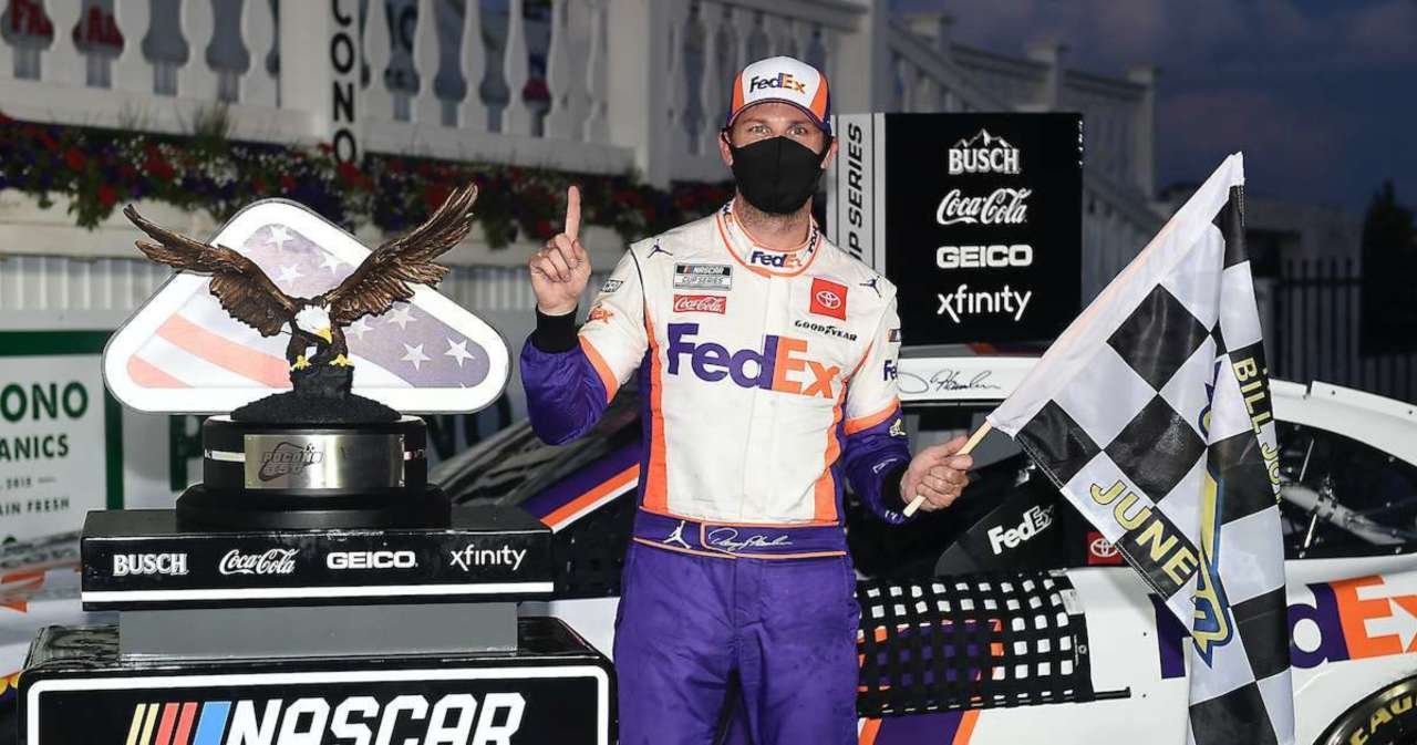 NASCAR: Pocono Raceway Planning for 20% Attendance at June Races.jpg