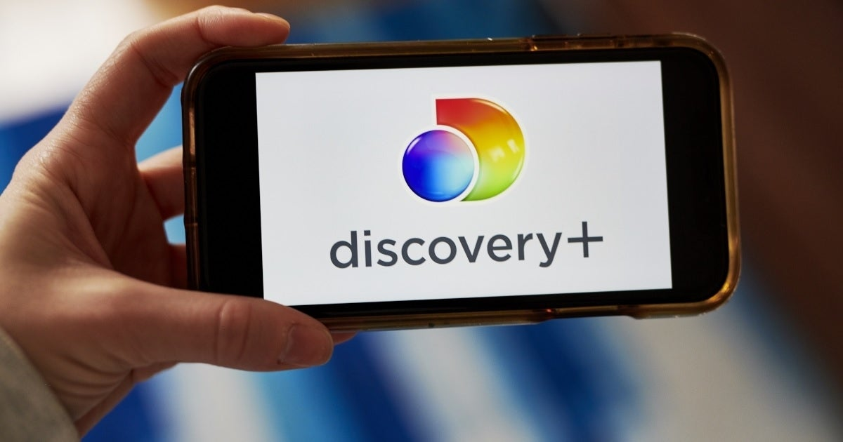 discovery+ getty images