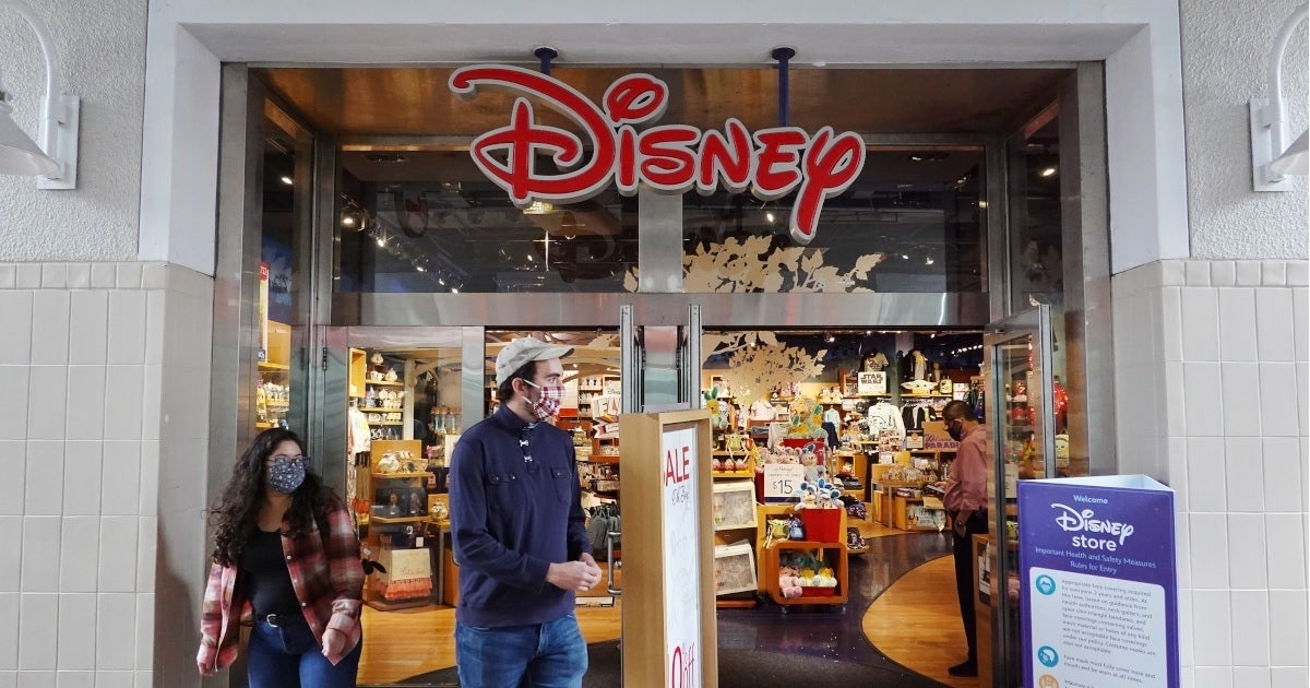disney store getty images