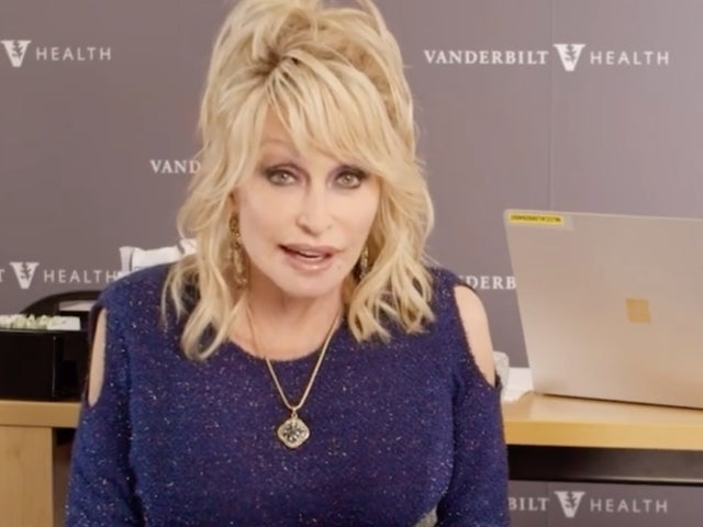 Dolly Parton Has a Message for 'Cowards' Who Won't Get COVID-19 Vaccines
