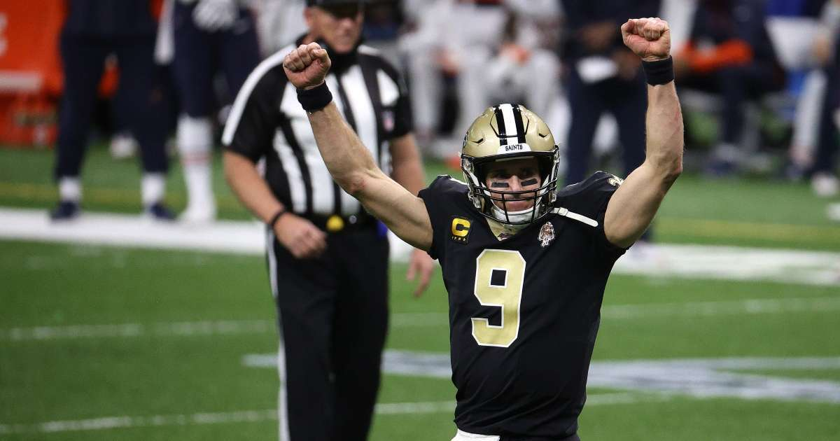 Drew Brees reveals what he miss about football after retirement