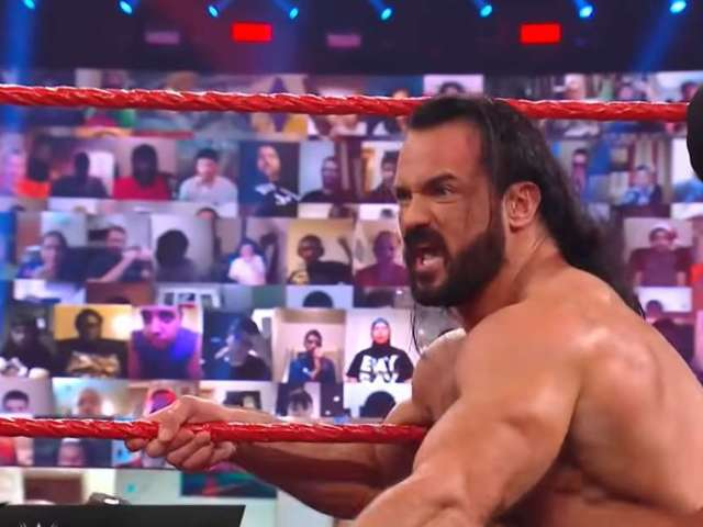 Drew McIntyre Details How He Returned 'Home' to WWE (Exclusive)