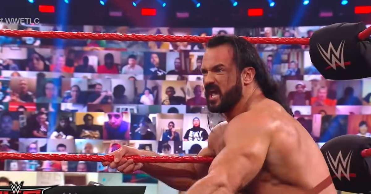 Drew McIntyre details returned home WWE