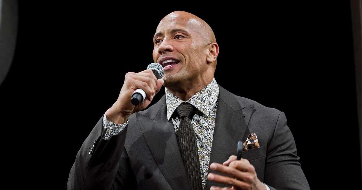 Dwayne Johnson reflects CFL experience XFL talks
