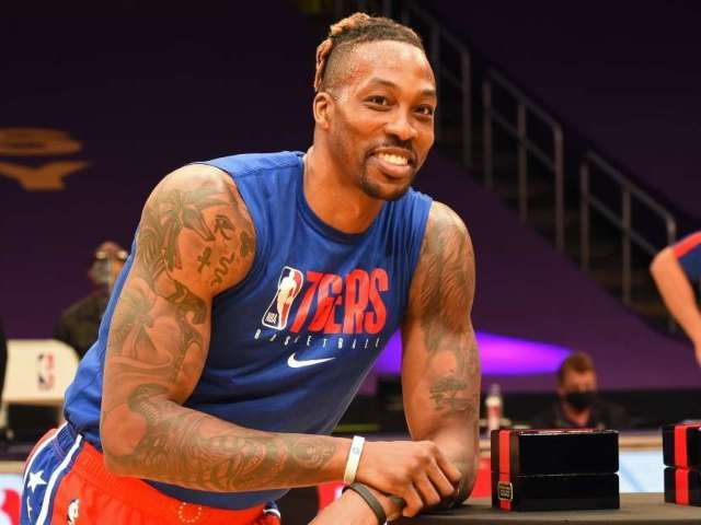 Dwight Howard Gets Ejected After Receiving Championship Ring