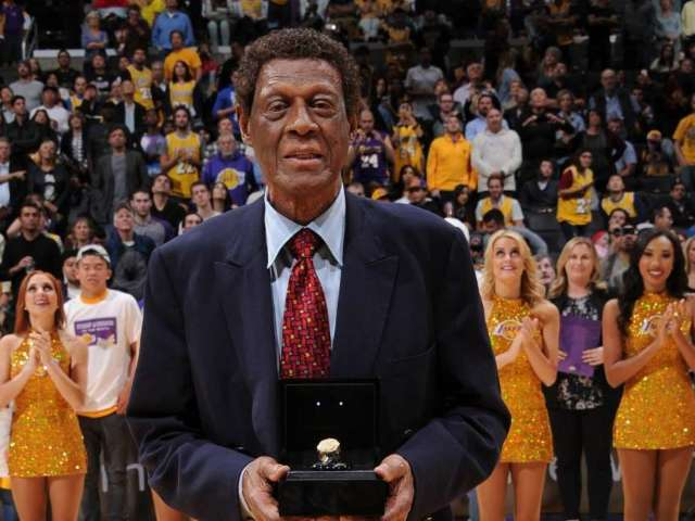 Elgin Baylor, Los Angeles Lakers Legend, Dead at 86