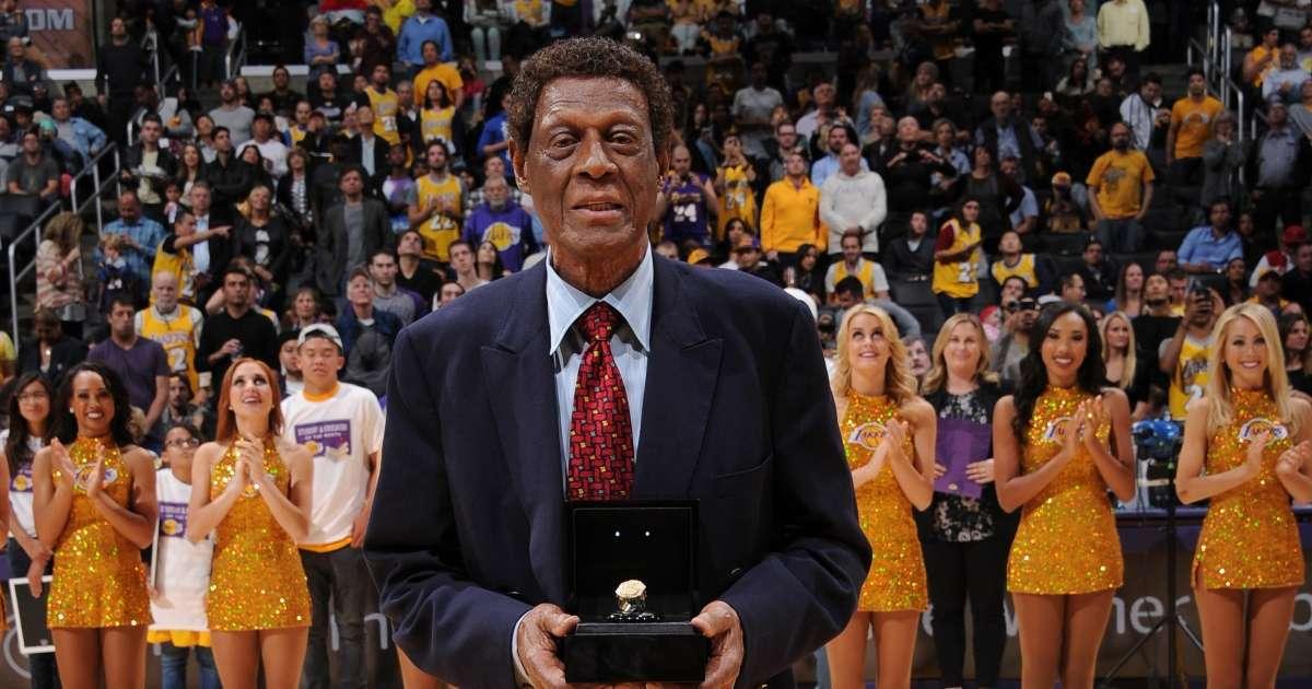 Elgin Baylor Los Angeles Lakers legend, dead 86