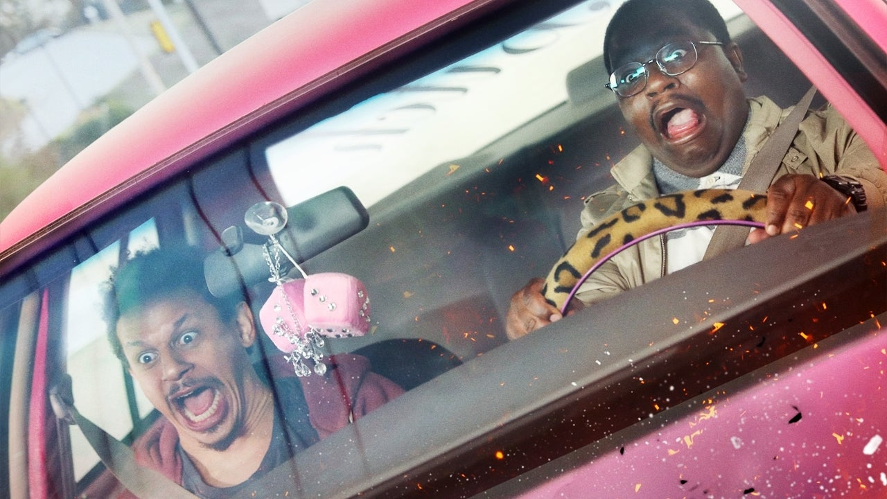 Eric Andre and Lil Rel Howery star in BAD TRIP