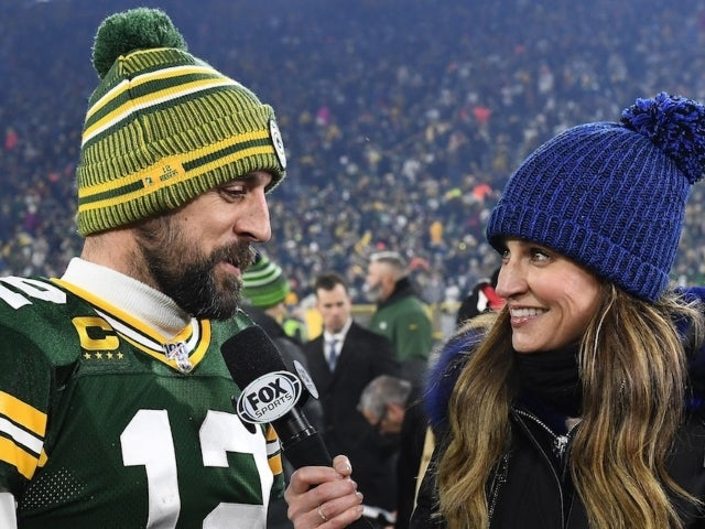 Erin Andrews Weighs in on Aaron Rodgers' Engagement to Shailene Woodley