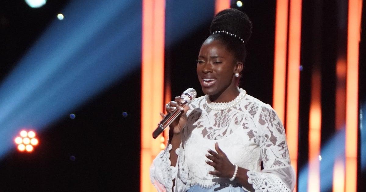Funke Lagoke American Idol