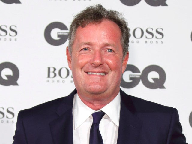 Piers Morgan Continues Attacks on Meghan Markle in '60 Minutes' Interview