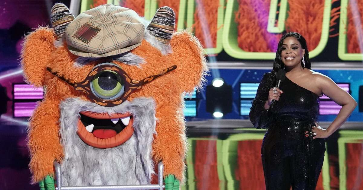 Grandpa Monster and Niecy Nash Masked Singer Season 5 Fox