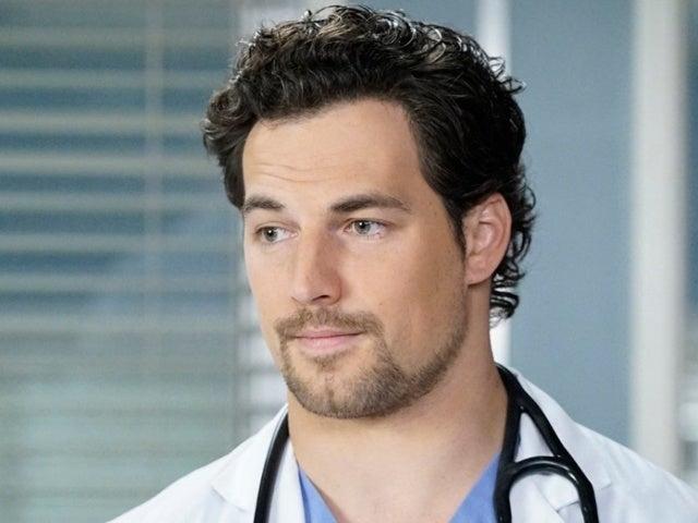 'Grey's Anatomy' Giacomo Gianniotti Speaks out on Midseason Premiere Death
