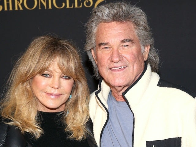 Goldie Hawn Has Gushing Message for 'Brilliant' Kurt Russell on His 70th Birthday